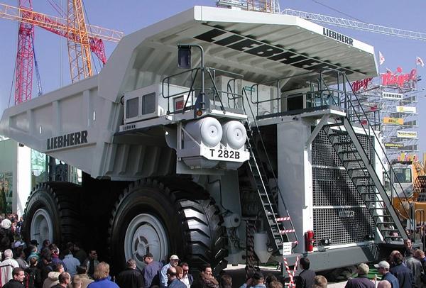 Фото самые большие машины в мире 026