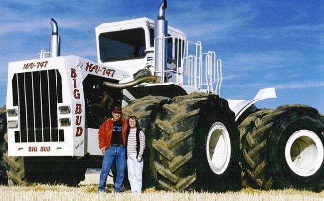 Фото самые большие машины в мире 027