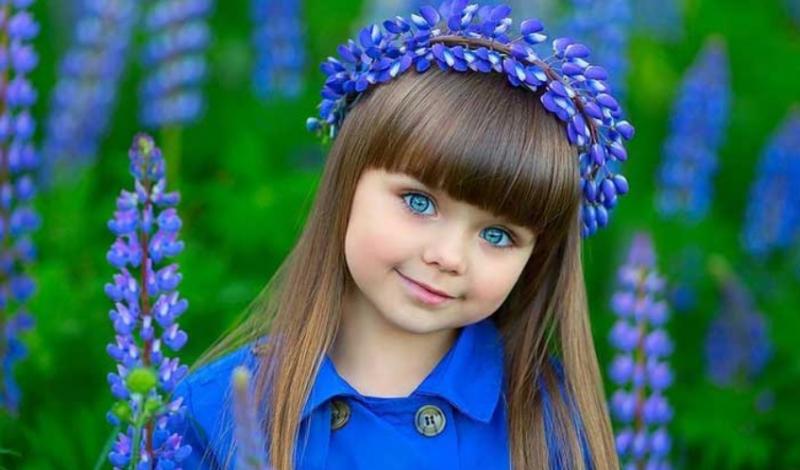 Фото самый красивый ребенок в мире   картинки (18)