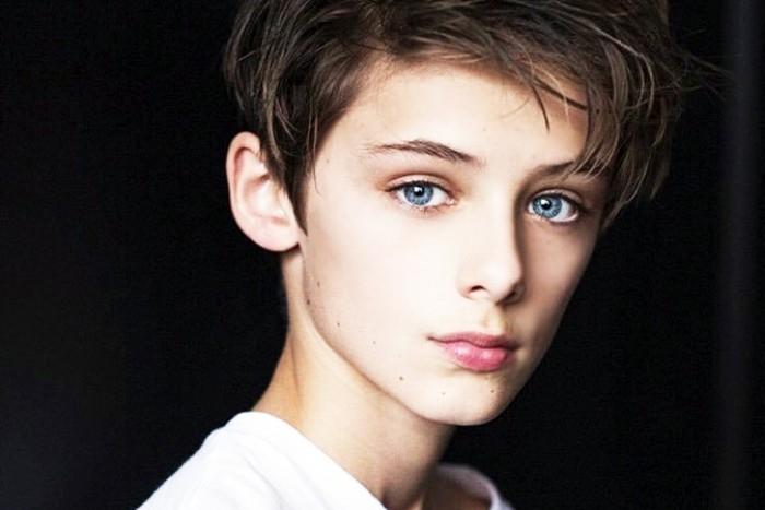 Фото самых красивых мальчиков в мире 004