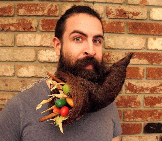 Фото с бородой и без бороды   приколы, картинки (10)