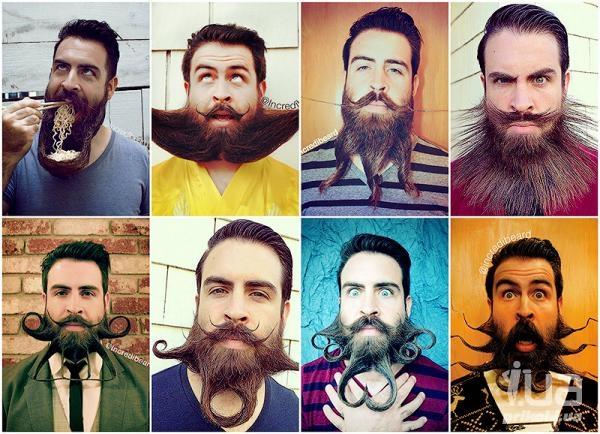 Фото с бородой и без бороды   приколы, картинки (11)