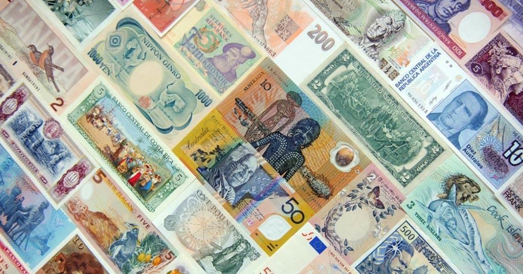картинки бумажных денег разных стран