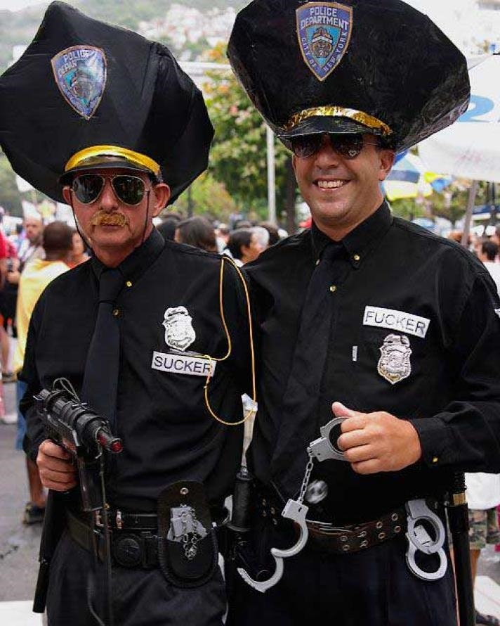 Картинки, смешная картинка с полицейским