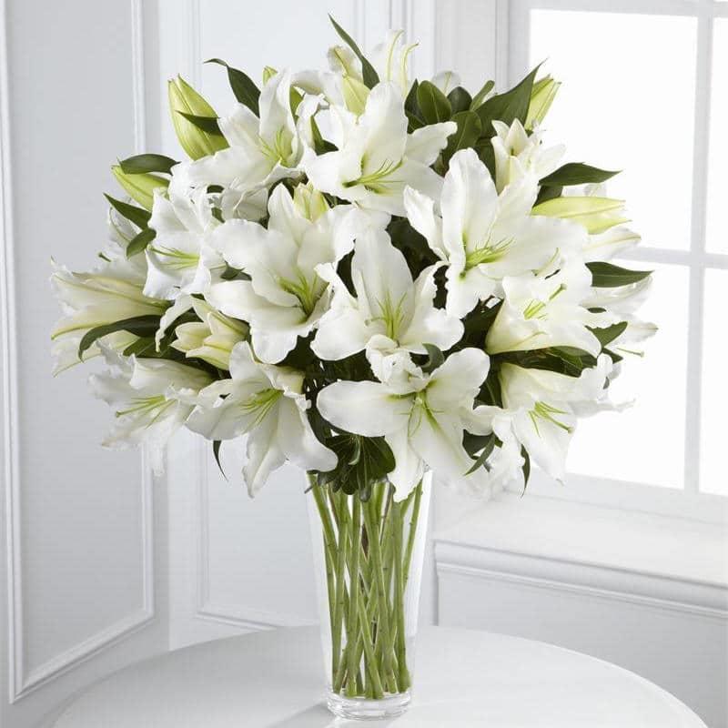 Букет цветов лилия картинки