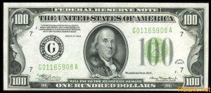 Фото 100 долларов с двух сторон   подборка (25)