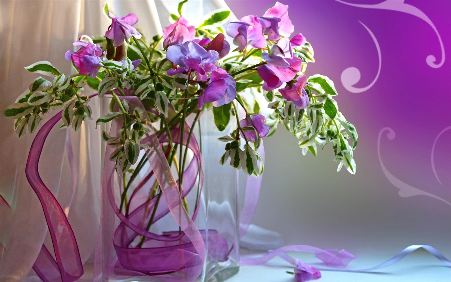 Картинки цветы в вазе на столе, для форума загрузить
