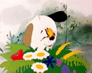 Цветы картинки из мультиков   подборка017