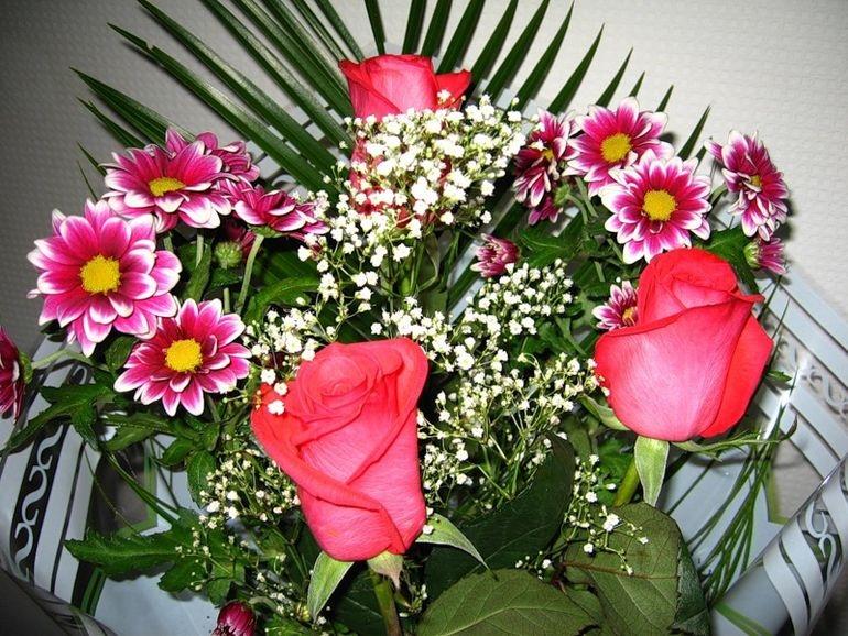 Цветы для прекрасной дамы картинки, надписью
