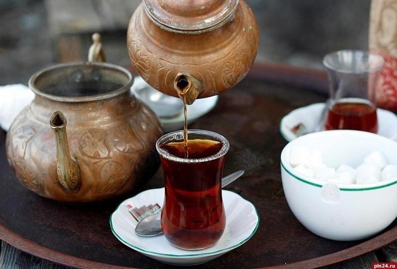 Чашка чая красивая картинка   подборка018