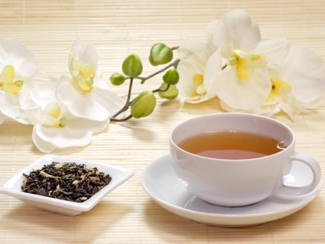 Чашка чая с добрым утром   картинки 008