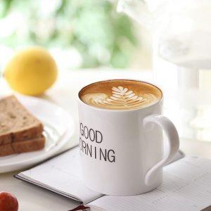 Чашка чая с добрым утром   картинки 027