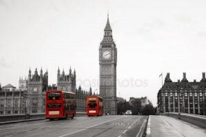 Черно белый рисунок автобуса   картинки020