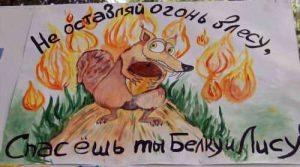 Что можно нарисовать на тему Пожарная безопасность   рисунки (20)