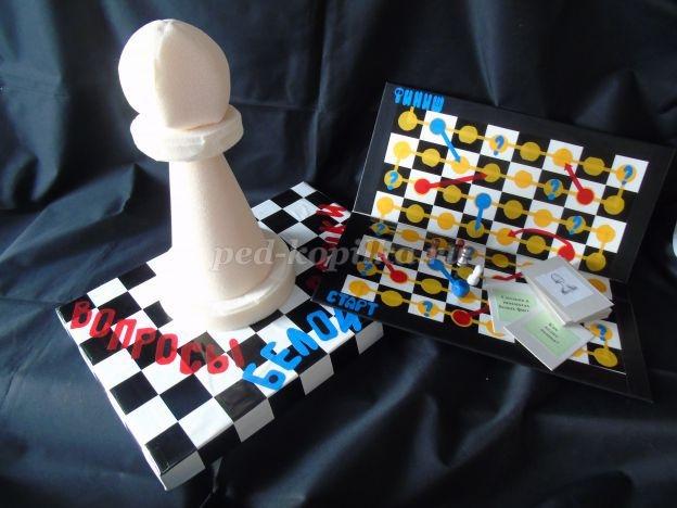 Шахматы в картинках для детей   подборка 022