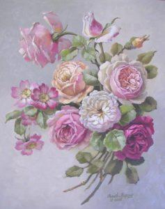 Шебби шик цветы картинки   подборка025