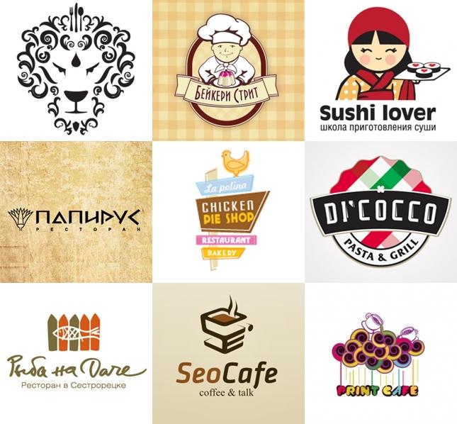 Эмблема ресторана   красивые картинки020