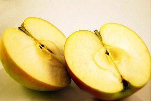 Яблоко половинка картинки и изображения 020