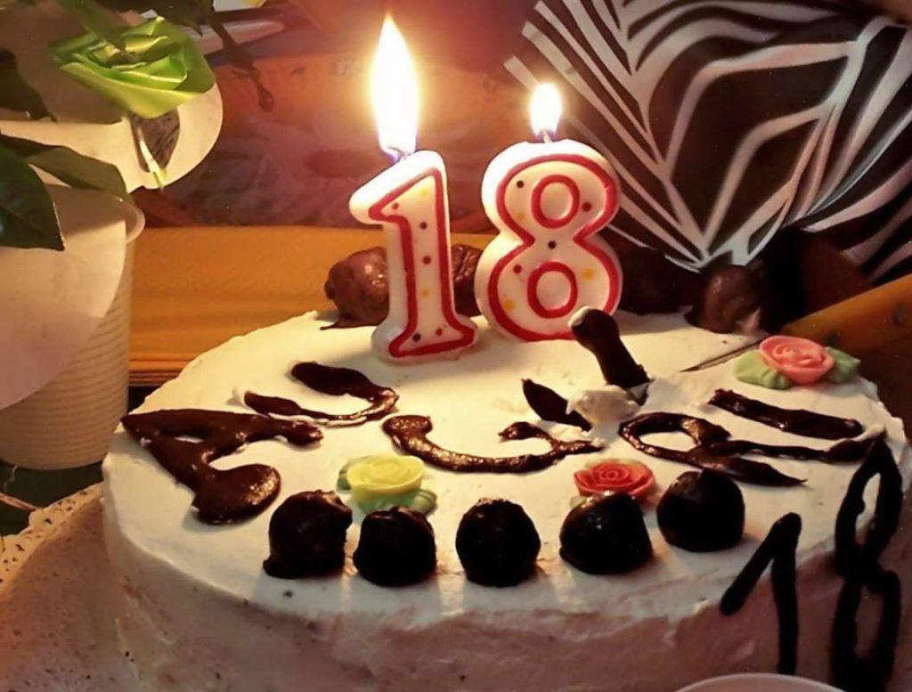 Поздравления с днем рождения мальчику 18 лет картинки, картинки