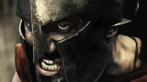 300 Спартанцев Леонид фото и обои023