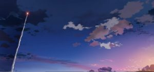 Аниме небо картинки   красивые фото020