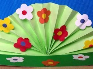 Аппликации для детей картинки из цветной бумаги   очень красивые007