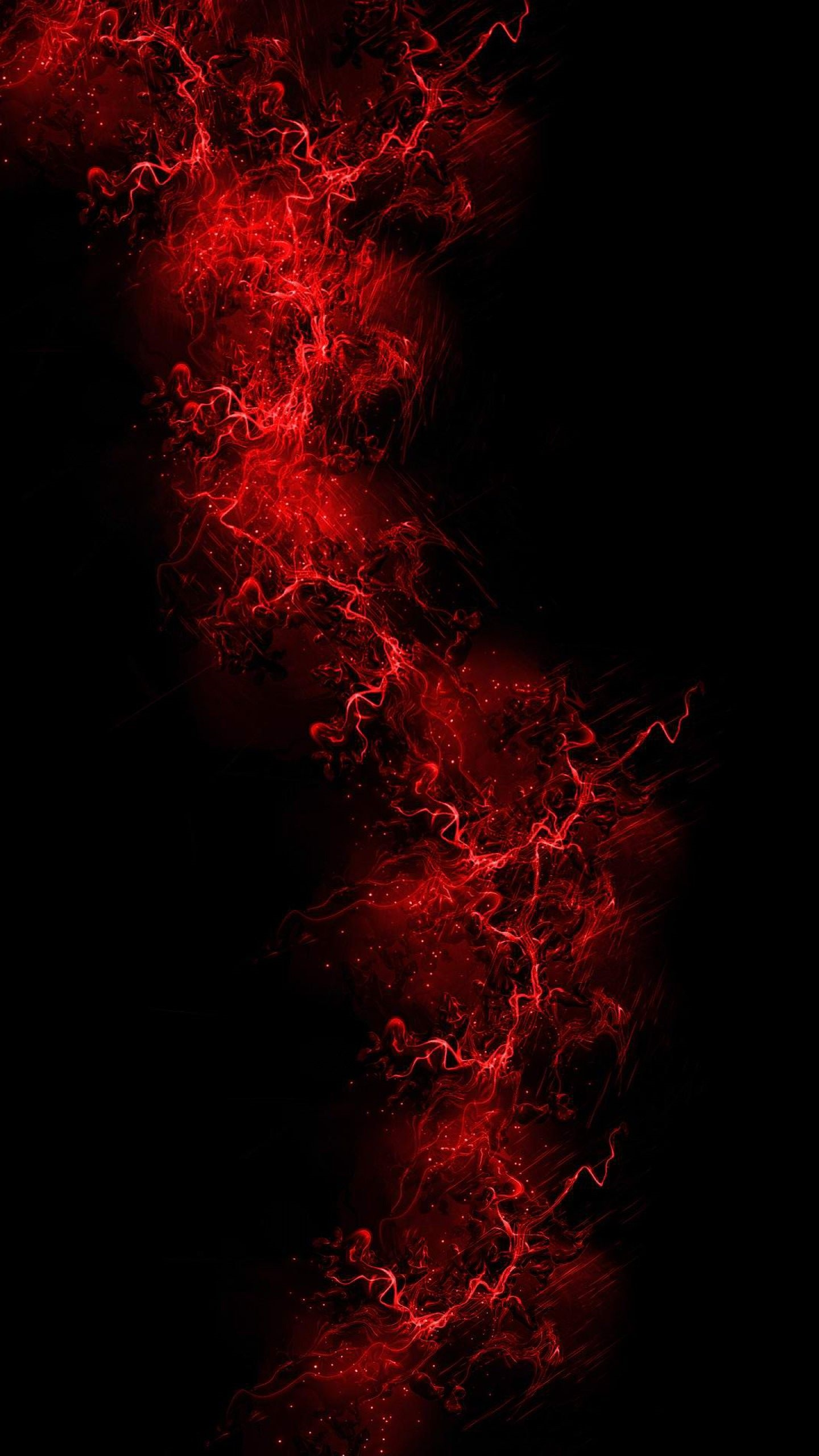 Красно Черные Обои На Телефон