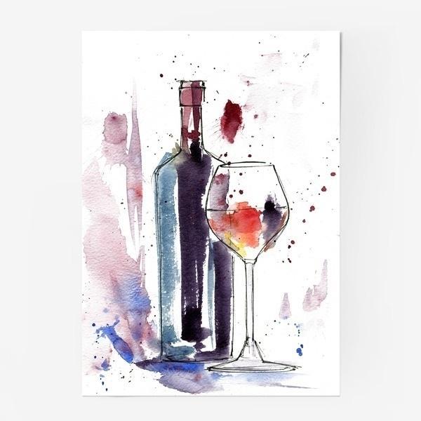 Вино картинки красивые   красивая подборка014