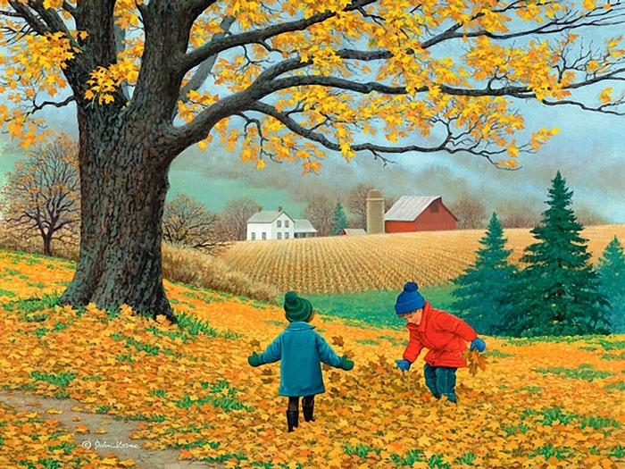 Времена года картинки осень   красивая подборка001