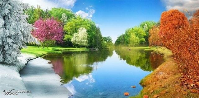 Времена года картинки осень   красивая подборка015