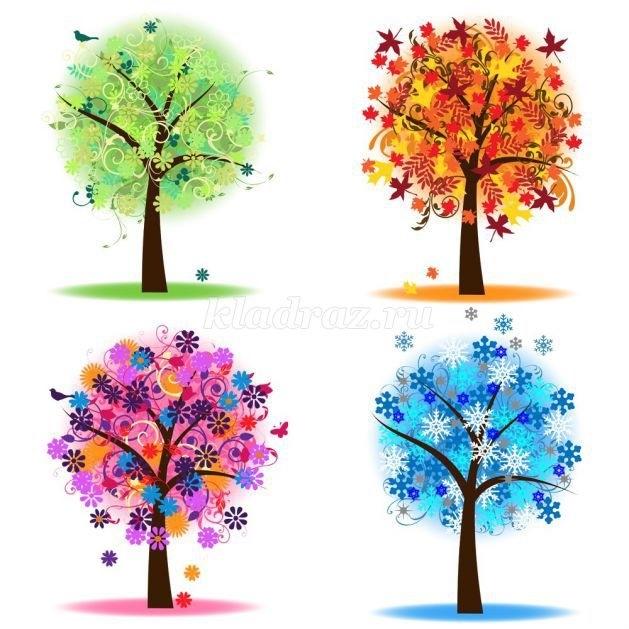 Времена года картинки осень   красивая подборка017