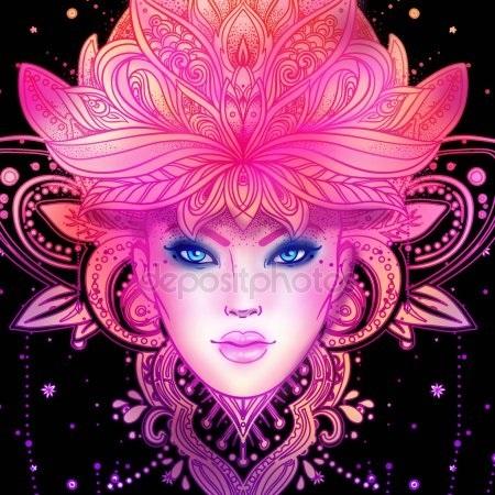 Девушка в короне на аву   красивая015