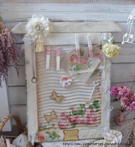 Декор стиральной доски   фото013