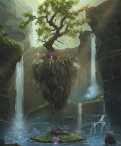 Дерево фэнтези картинки   подборка001