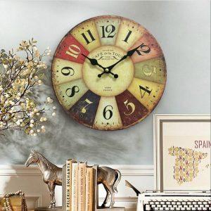 Деревянные часы фото   старинные019