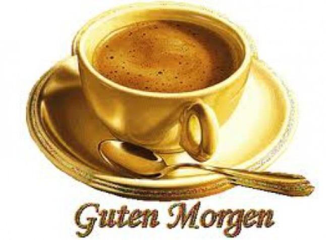 Картинки с добрым утром на немецком языке с пожеланиями