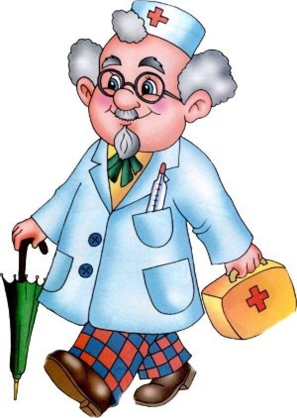 Доктор Айболит из сказки картинки   рисунки014