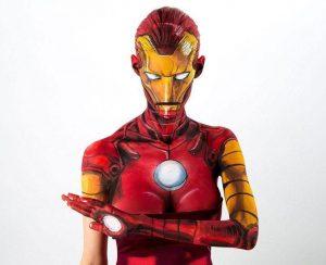 Железный человек картинки супергероя   подборка020