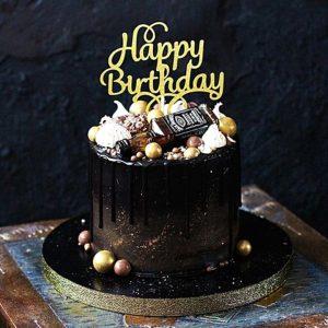 Идеи тортов на день рождения   фото020