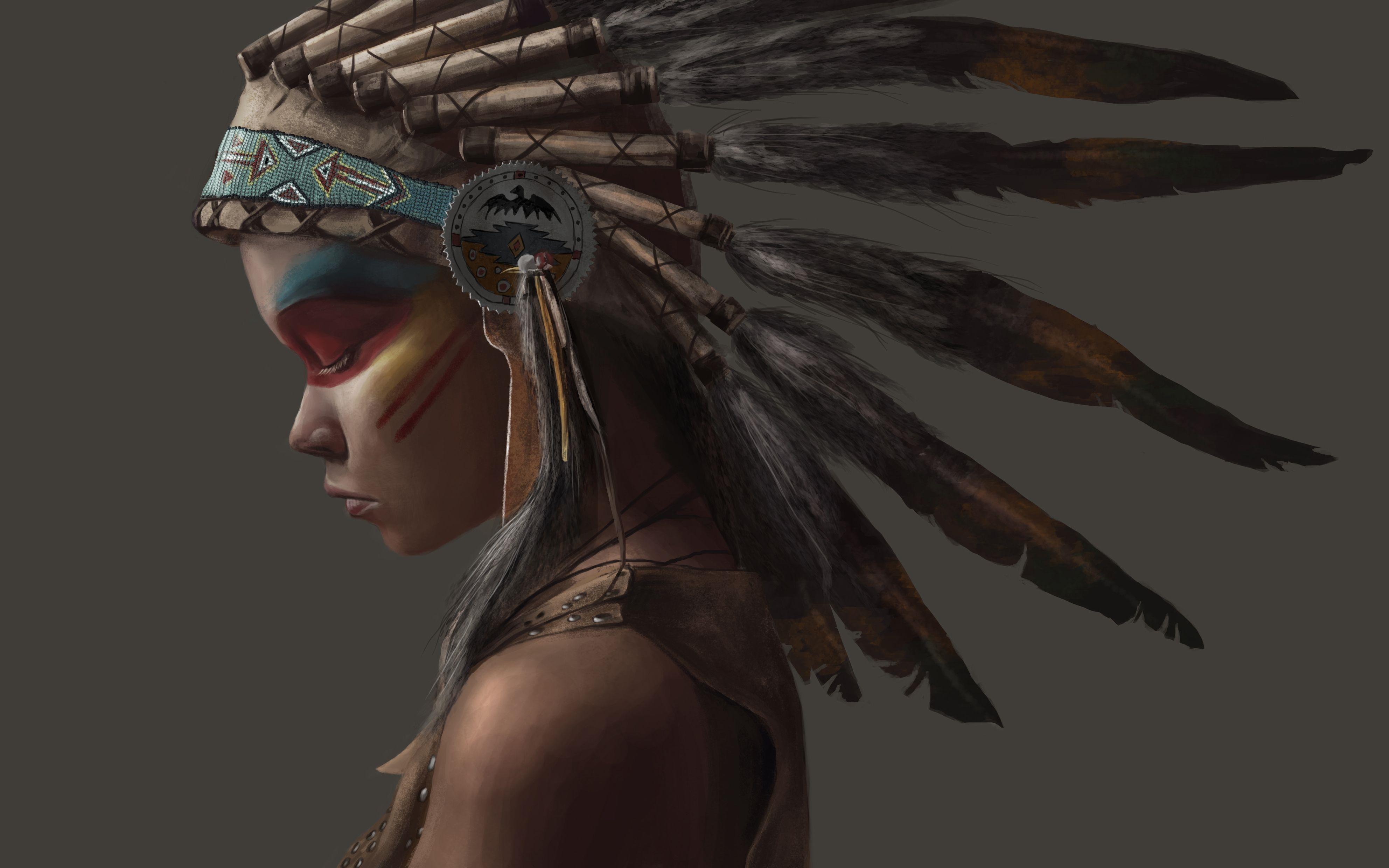 Индейцы обои001