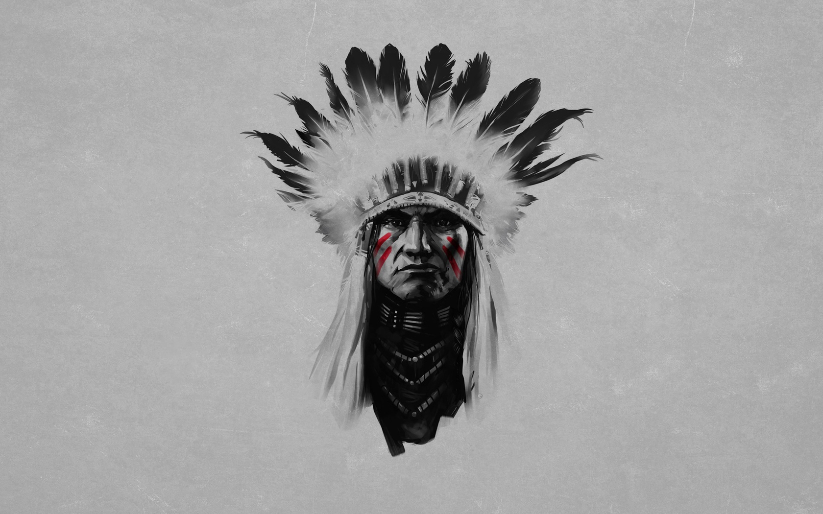 Индейцы обои003