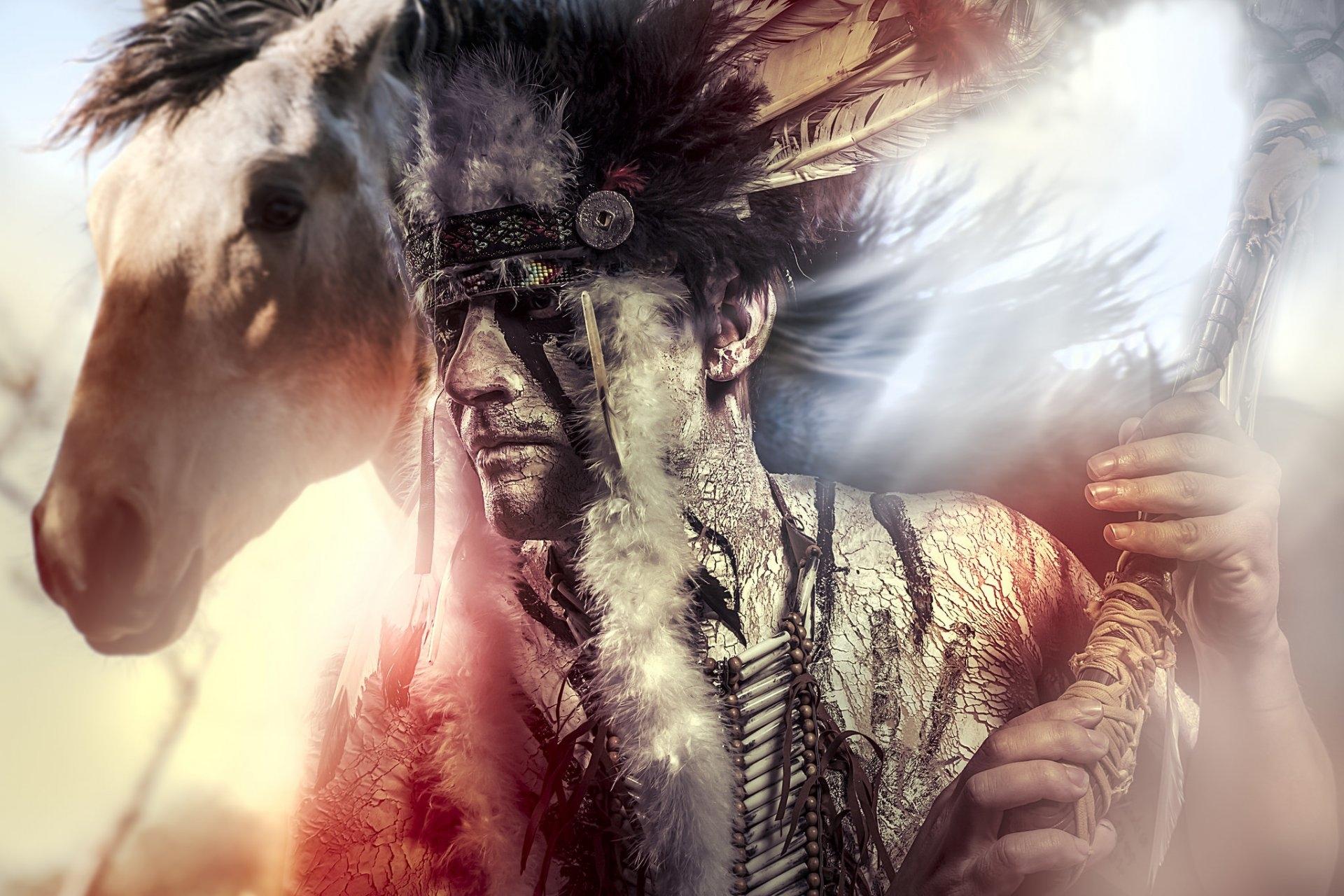 Индейцы обои006