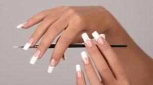 Камуфляж с рисунком ногти    красивый017
