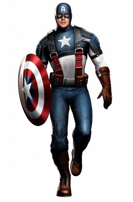 Капитан Америка картинки супергероя   подборка фото016
