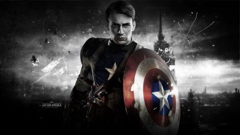 Капитан Америка картинки супергероя   подборка фото018