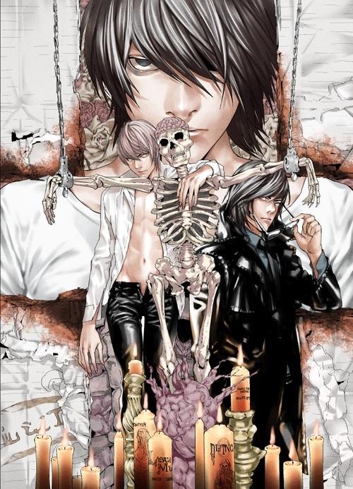 Картинки аниме про смерть   подборка008