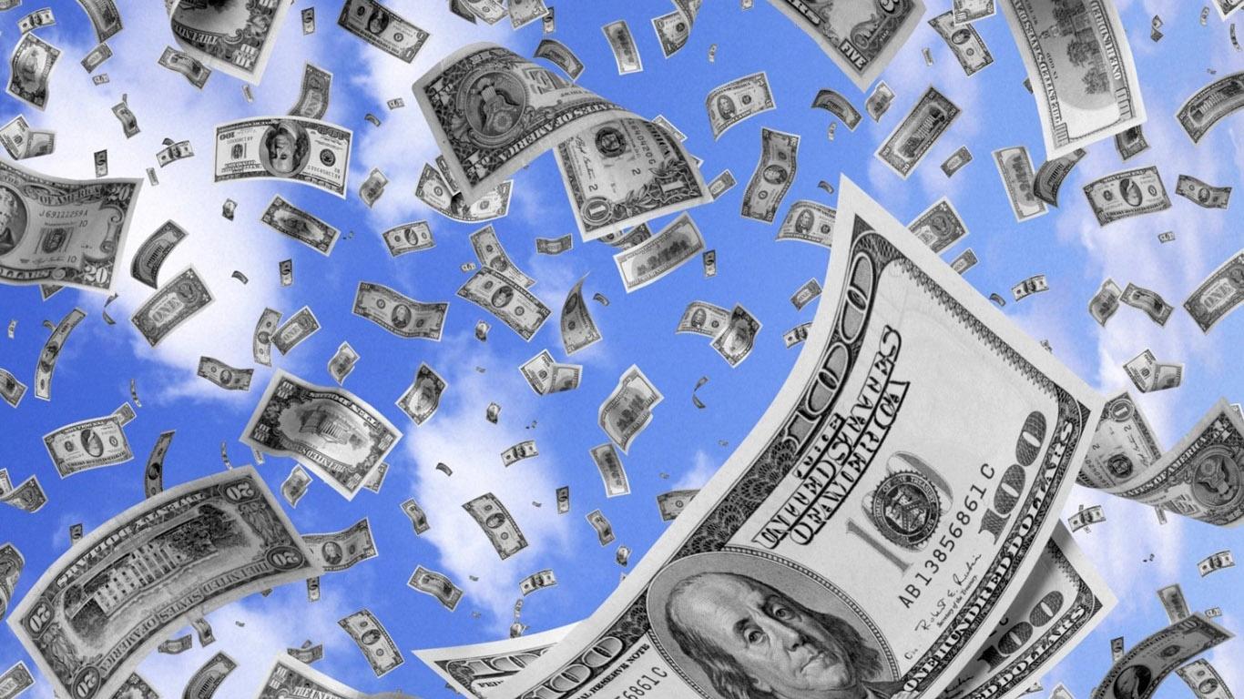 Картинки денежные на рабочий стол001