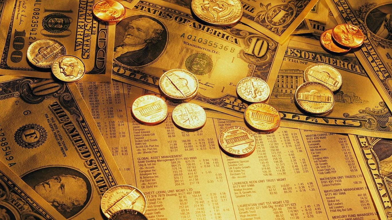 Картинки денежные на рабочий стол003