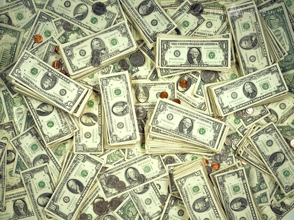Картинки денежные на рабочий стол019