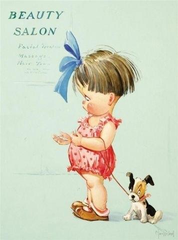 Картинки для декупажа детки    милые001
